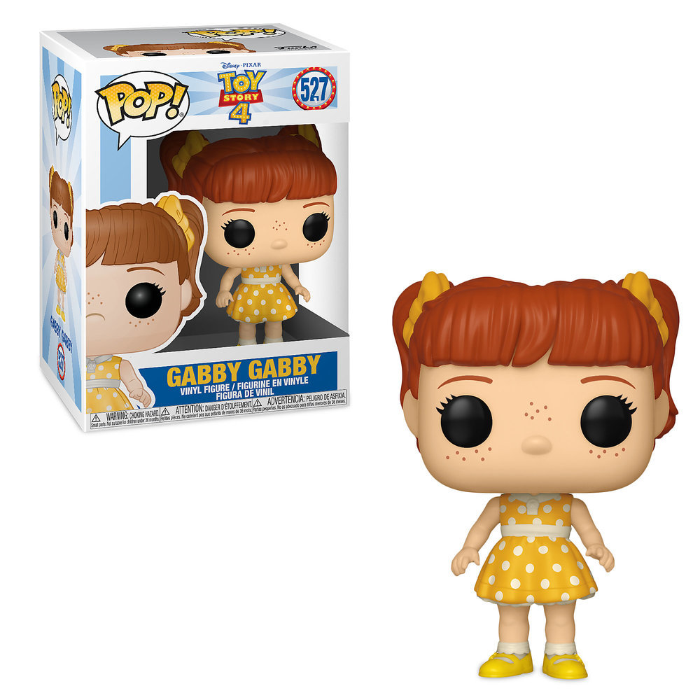 Gabby Gabby Pop! Vinyl Figure by Funko - Toy Story 4 Official shopDisney