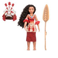 Moana Singing Doll
