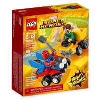 Image of Mighty Micros: Scarlet Spider vs. Sandman Playset by LEGO # 3