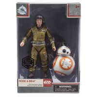 Image of Rose Tico & BB-8 Elite Series Die Cast Action Figure - Star Wars: The Last Jedi # 3
