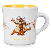 Image of Chip 'n Dale Diner Mug - Disney Cruise Line # 1