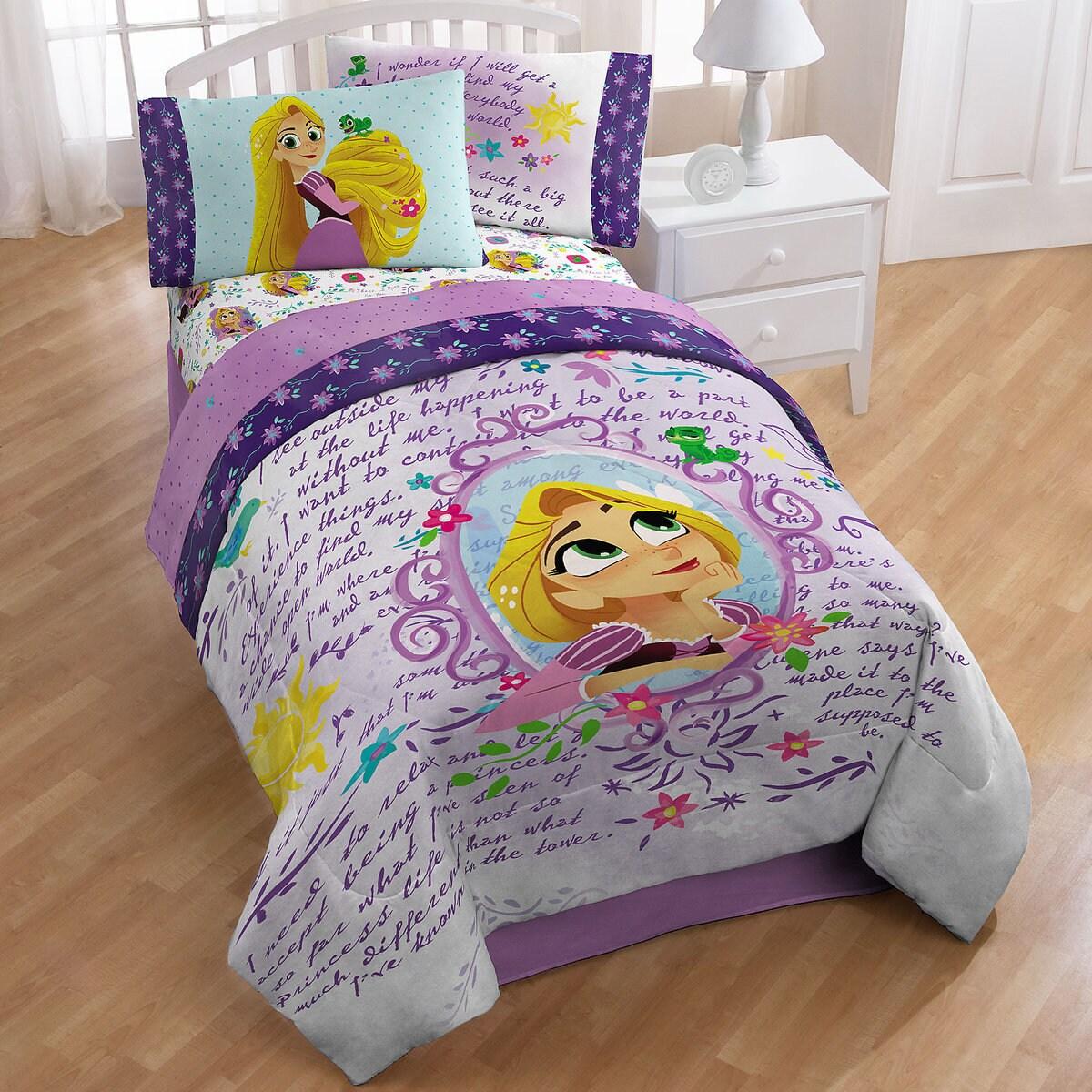rapunzel bedding