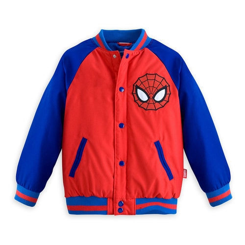 Spider-Man Varsity Jacket for Kids