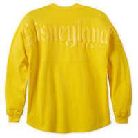 Image of Disneyland Spirit Jersey for Adults - Dapper Yellow # 3