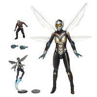 Image of The Wasp Collector Edition Action Figure - Marvel Select # 5