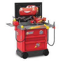Image of Lightning McQueen Service Station - Cars 3 # 1