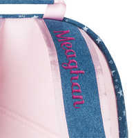 Image of Minnie Mouse Denim Backpack for Kids - Personalized # 3