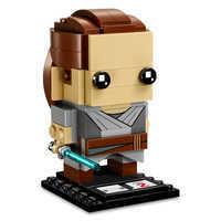 Image of Rey BrickHeadz Figure by LEGO - Star Wars: The Last Jedi # 1