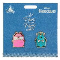 Image of Pain and Panic Pin Set - Hercules # 2