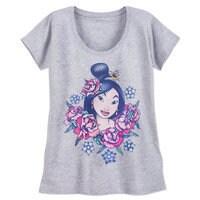Image of Mulan Floral T-Shirt for Women # 1