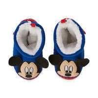 Image of Mickey Mouse Boot Slippers for Kids # 4