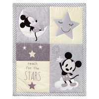 Image of Mickey Mouse Crib Bedding Set by Lambs & Ivy # 5