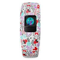 Image of Minnie Mouse Icon Garmin vivofit jr. 2 Activity Tracker for Kids by Garmin # 6