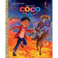 Image of Coco Big Golden Book # 1