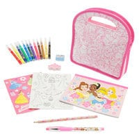 Image of Disney Princess Stationery Set with Carrying Case # 1