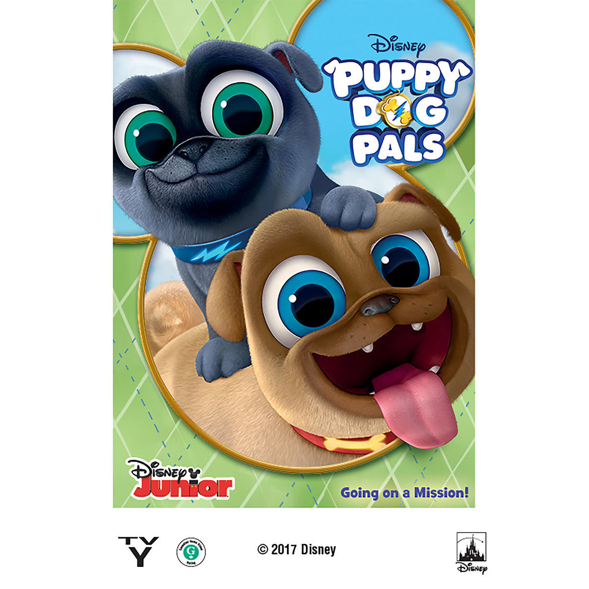 Product Image of Puppy Dog Pals  Volume 1 DVD   1 70713cbbc1e16