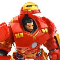 Image of Hulkbuster Deluxe Action Figure Set - Marvel Toybox # 6