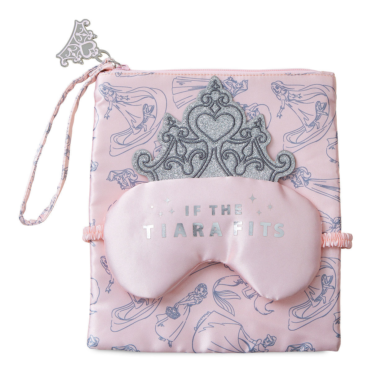Product Image of Disney Princess Eye Mask with Case for Women   1 481075090