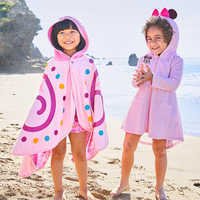Image of Fancy Nancy Butterfly Wings Cover-Up for Girls # 5
