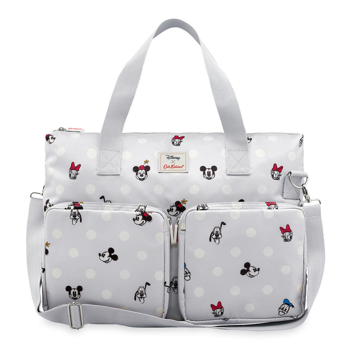 Product Image Of Mickey Mouse And Friends Baby Changing Bag By Cath Kidston 1