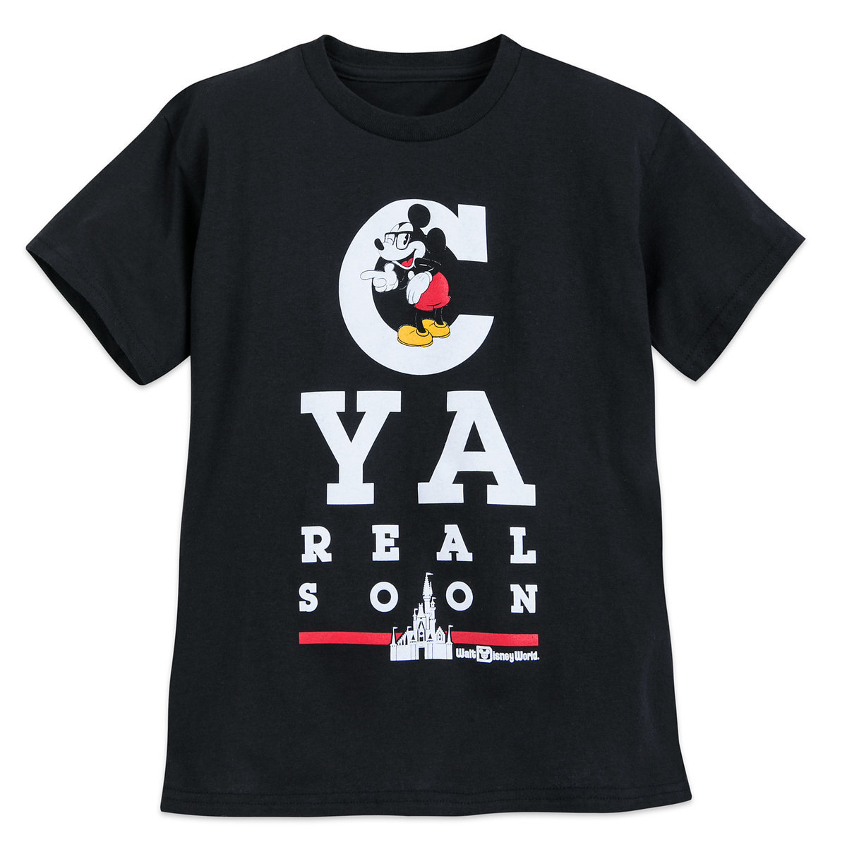 Mickey mouse eye chart t shirt for kids walt disney world shopdisney mickey mouse eye chart t shirt for kids walt disney world nvjuhfo Images