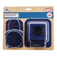 Image of Spider-Man Sandwich Stamp and Crust Cutter Set - Disney Eats # 2