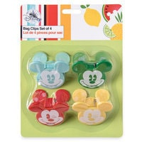 Image of Mickey Mouse Bag Clips Set - Summer Fun # 2