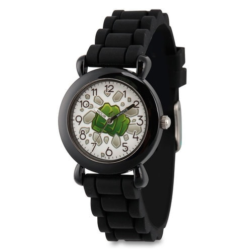 Hulk Time Teacher Watch - Kids