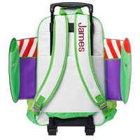 Image of Buzz Lightyear Rolling Backpack - Personalized # 3