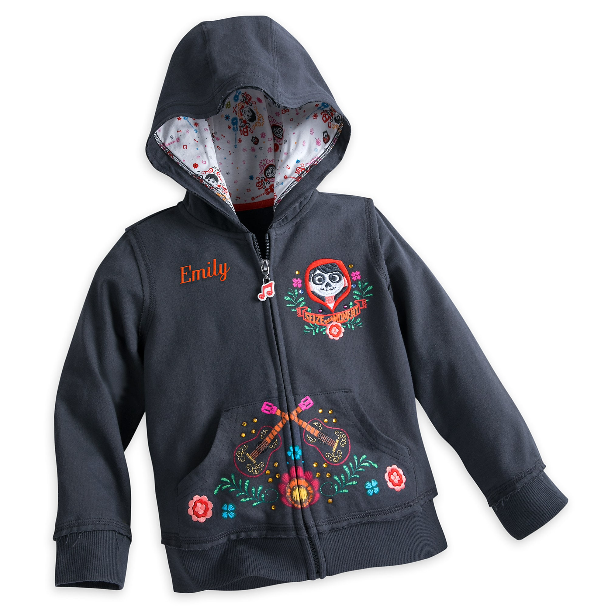 Coco Hoodie - Girls - Personalizable