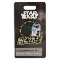Image of R2-D2 May the 4th Be With You Pin - Limited Release # 3