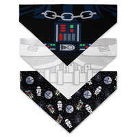 Image of Star Wars Dog Bandana Set - Dark Side # 1
