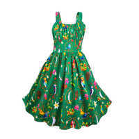 Image of Enchanted Tiki Room Sundress for Girls # 1