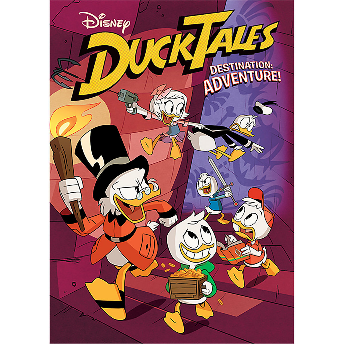 a6915a6f607aa6 Product Image of DuckTales - Destination  Adventure! DVD   1