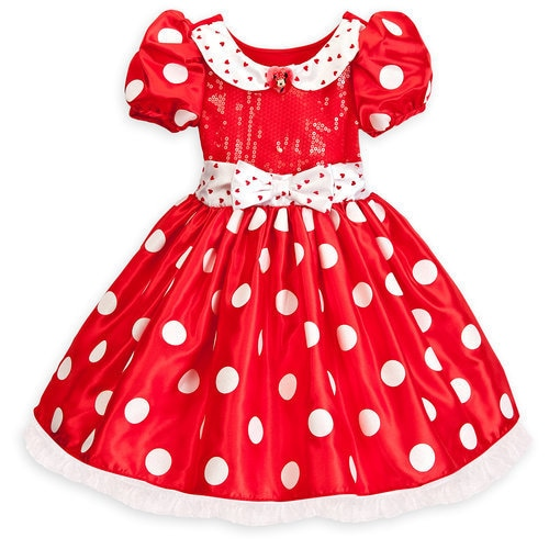 Minnie Mouse Costume for Kids ? Red