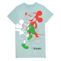Image of Mickey Mouse T-Shirt Dress for Women by Opening Ceremony # 1