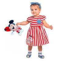 Image of Minnie Mouse Dress Set for Baby # 2