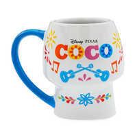 Image of Coco Skull Mug # 2