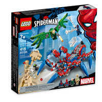 Image of Spider-Man's Spider Crawler Playset by LEGO # 4