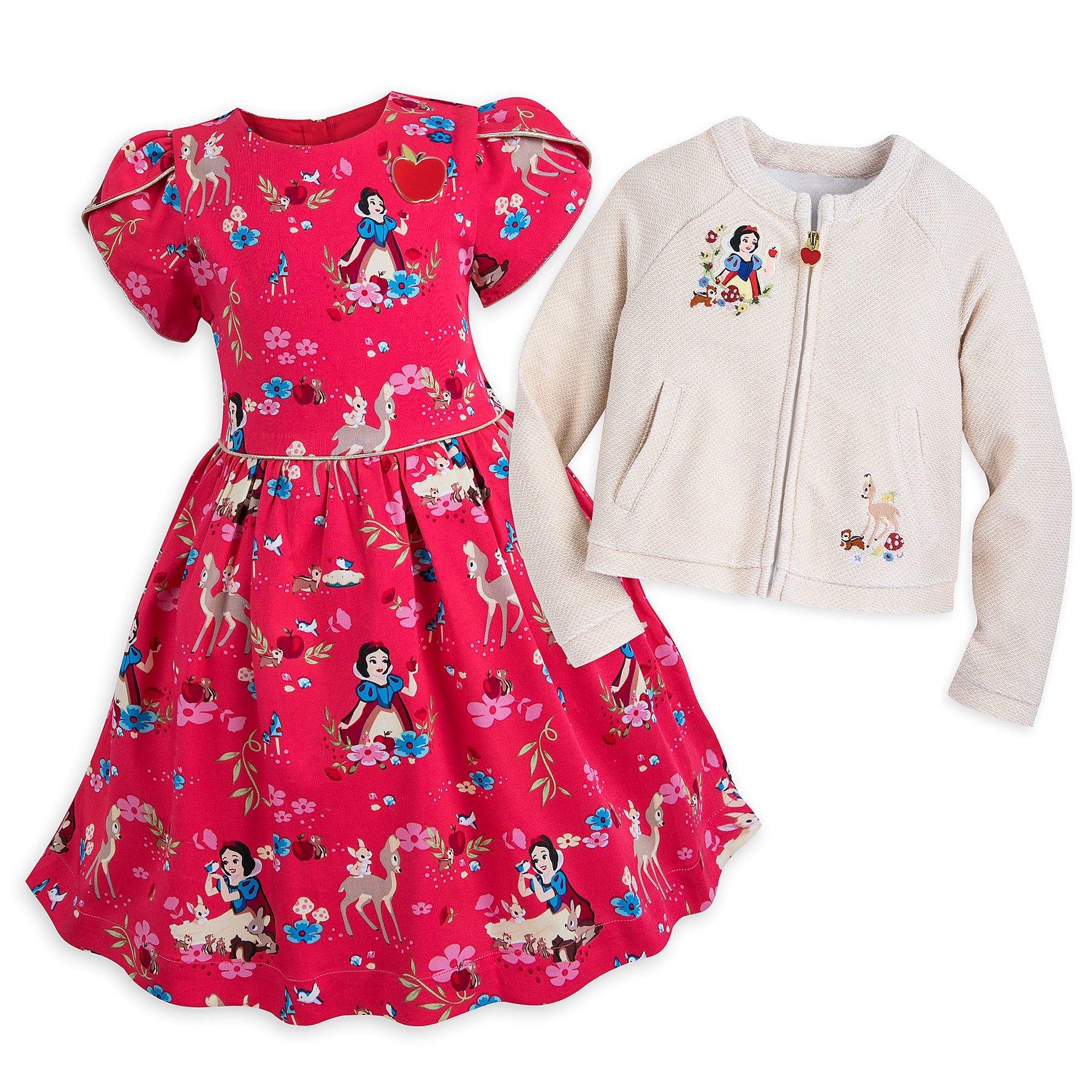 Snow White Fashion Collection for Girls