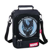 Image of Black Panther Lunch Box # 1