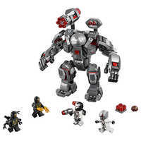 Image of War Machine Buster Play Set by LEGO - Marvel Avengers # 1