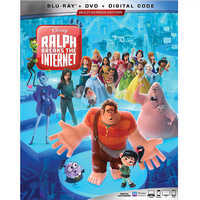 Image of Ralph Breaks the Internet Blu-ray Combo Pack Multi-Screen Edition - Pre-Order # 1