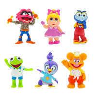 Image of Muppet Babies Playroom Figure Set # 1