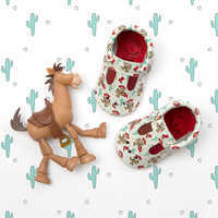 Image of Jessie and Bullseye Mary Jane Moccasins for Baby by Freshly Picked # 3