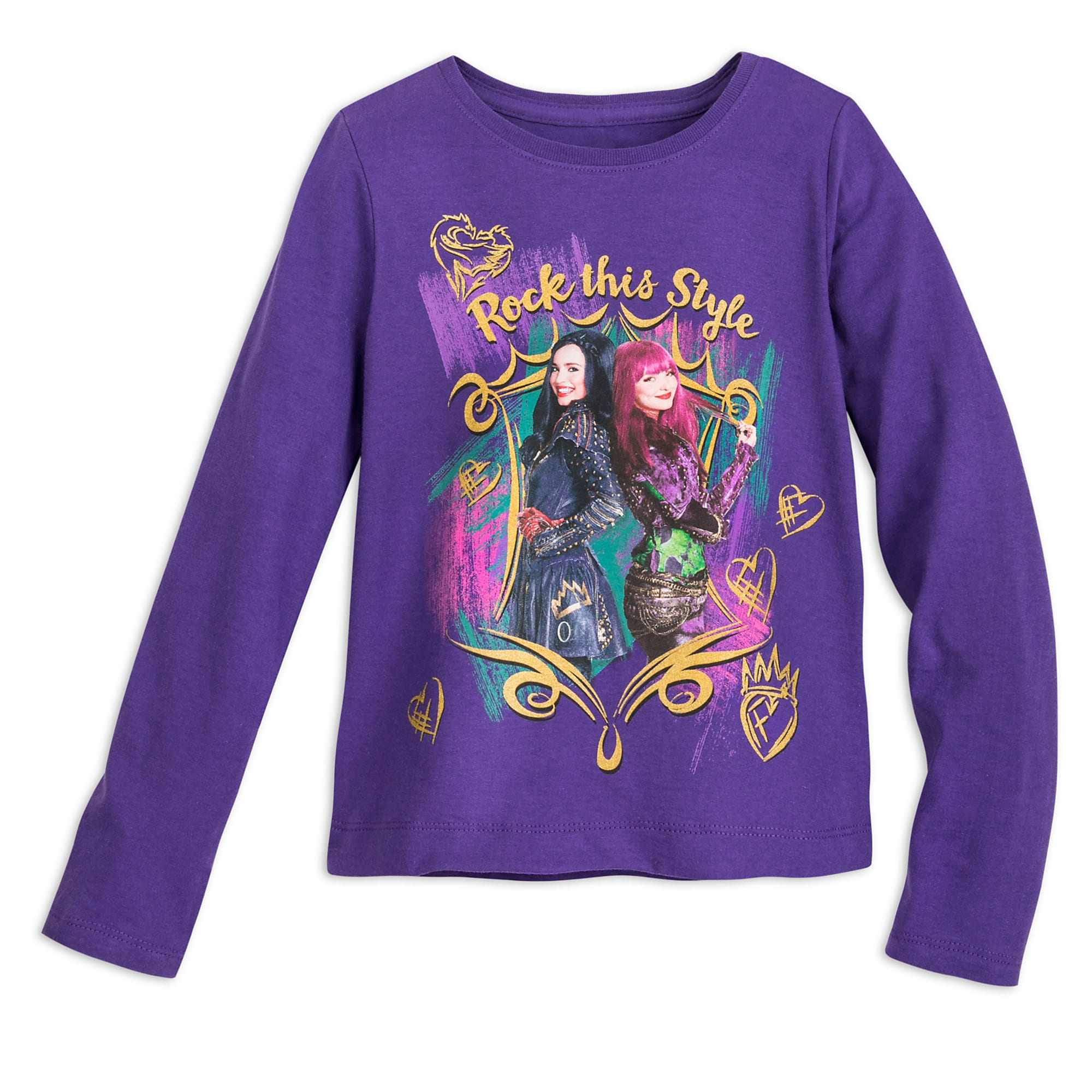 Descendants Long Sleeve T-Shirt - Girls
