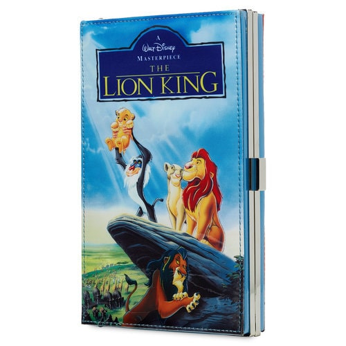 The Lion King Vhs Case Clutch Bag Oh My Disney