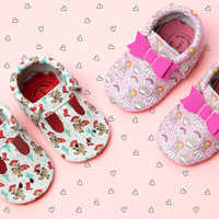 Image of Bo Peep Moccasins for Baby by Freshly Picked # 3