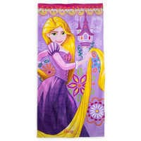 Image of Rapunzel Beach Towel - Personalizable # 1