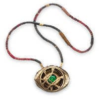 Image of Doctor Strange Eye of Agamotto - Marvel Masterworks Collection Authentic Film Prop Duplicate - Limited Edition # 5